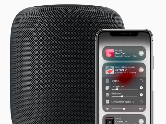 Apple's HomePod could be getting a little brother.