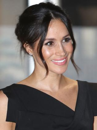 "Meghan also hit out at her half-sister Samantha saying she ""barely"" knows her. Picture: AFP"