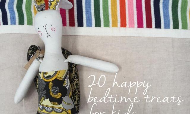 20 happy bedtime treats for kids