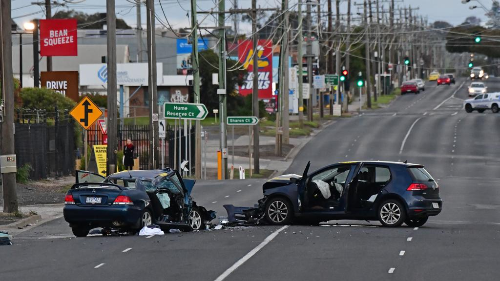 Briana Castle charged over Thompson Rd crash that killed