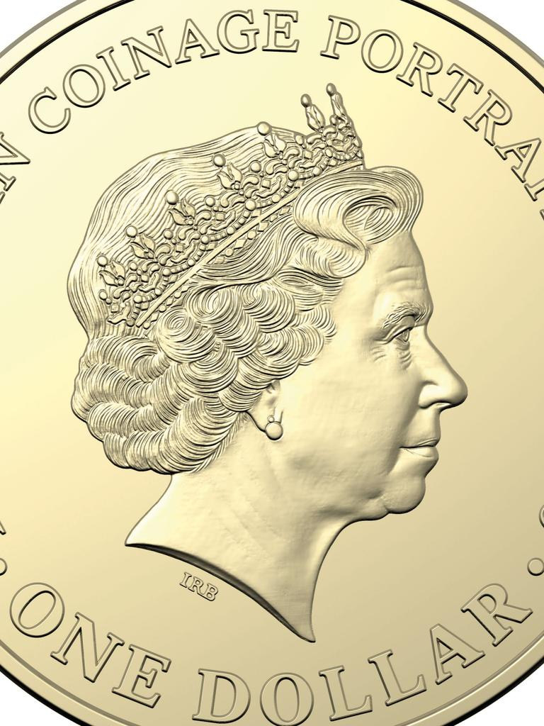 The current effigy of the Queen, which will be on one side of new commemorative coins.