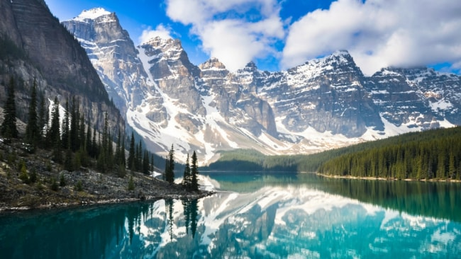 The Rockies in Canada. Photo: iStock