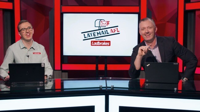 Late Mail AFL Powered by Ladbrokes - 2019 Finals Week 2