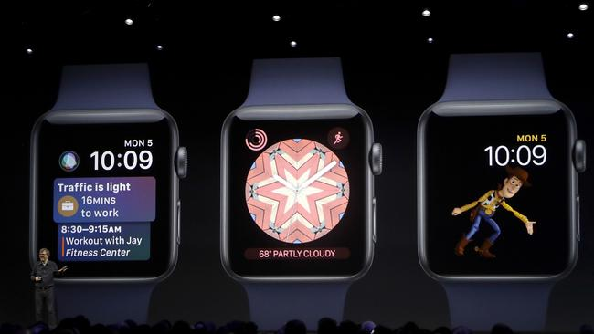 Apple Keynote 2017: Smarter smart watches, iPhones and iPads