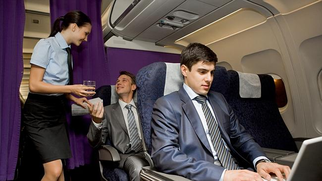 Asking out a flight attendant: Cool or creepy?