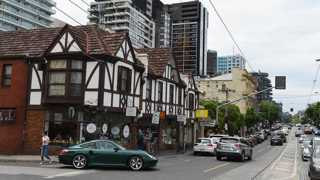 Toorak is among the most searched in three states. Picture: Josie Hayden