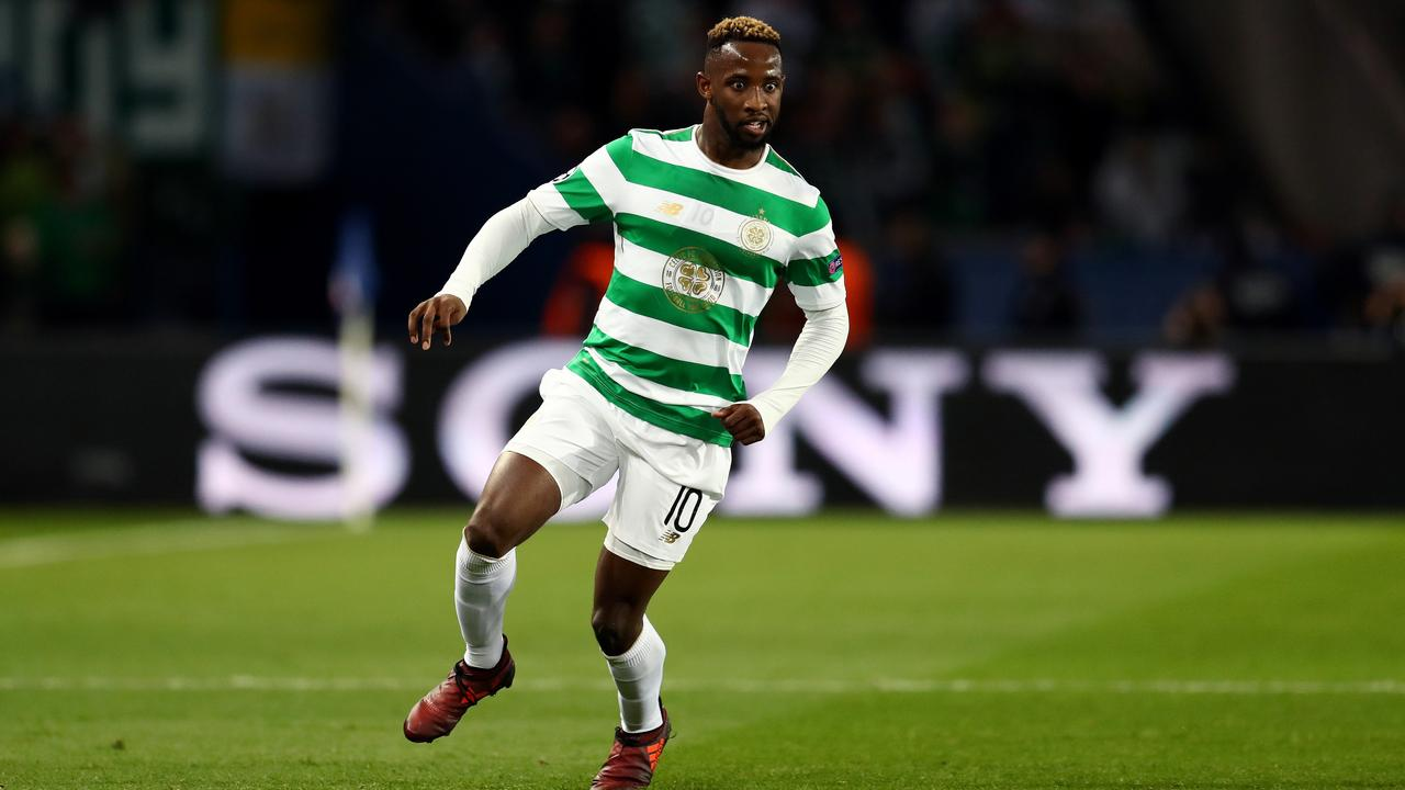 Celtic accepted an offer from Lyon for Moussa Dembele on deadline day.