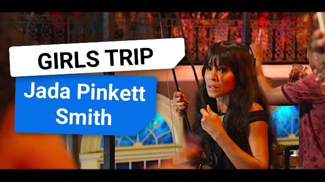'Girls Trip' with Jada Pinkett Smith