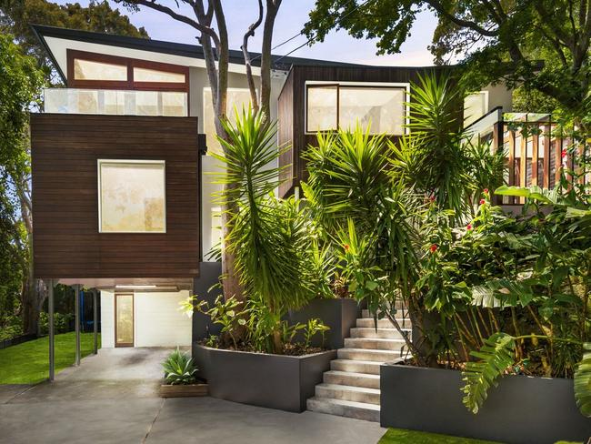 A family home fresh to the market in North Manly.