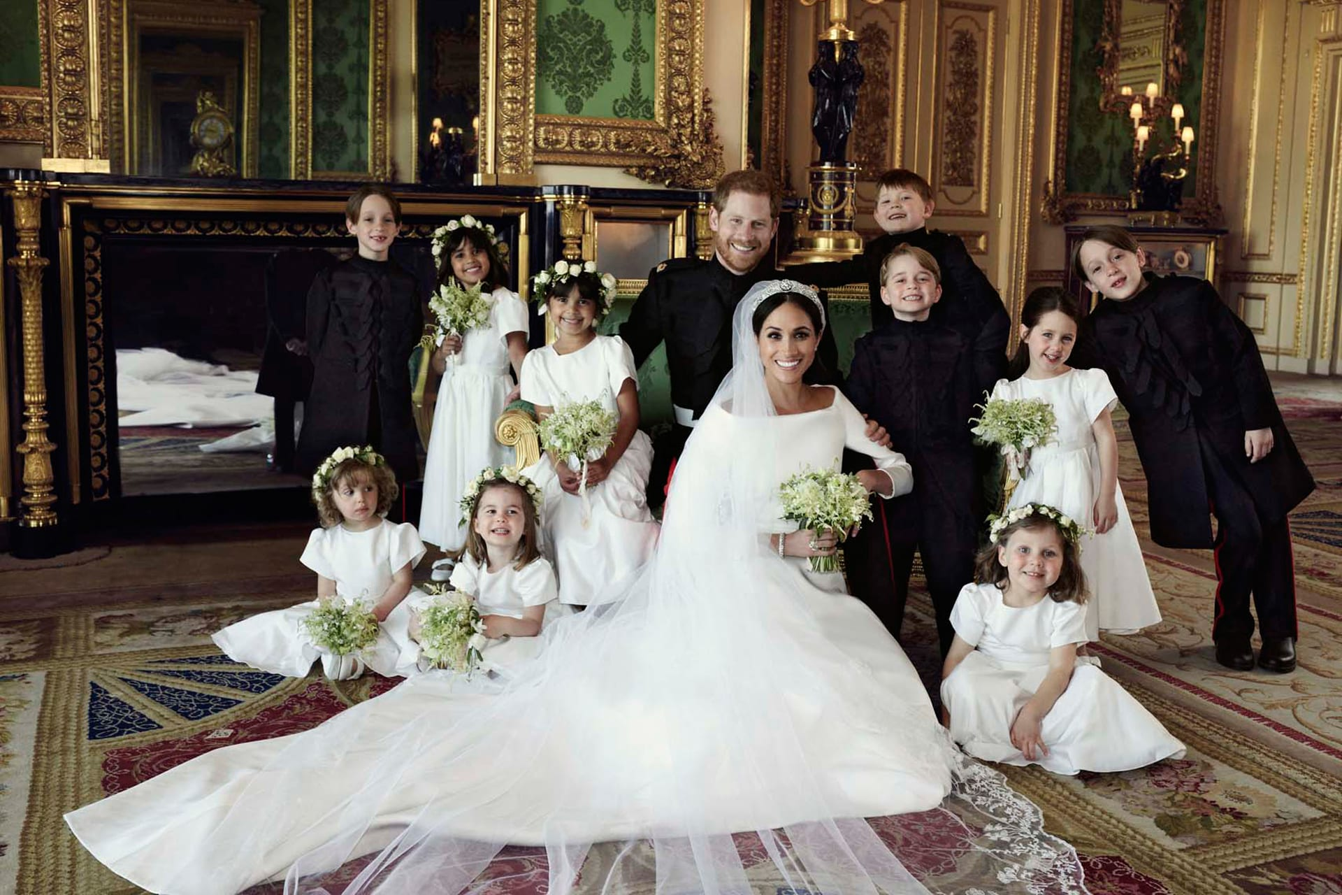 Prince Harry and Meghan Markle's wedding photographer speaks out about photographing their big day
