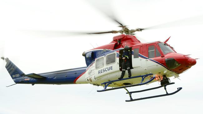 Laser Pointers Shone At Rescue Helicopter Pilots In