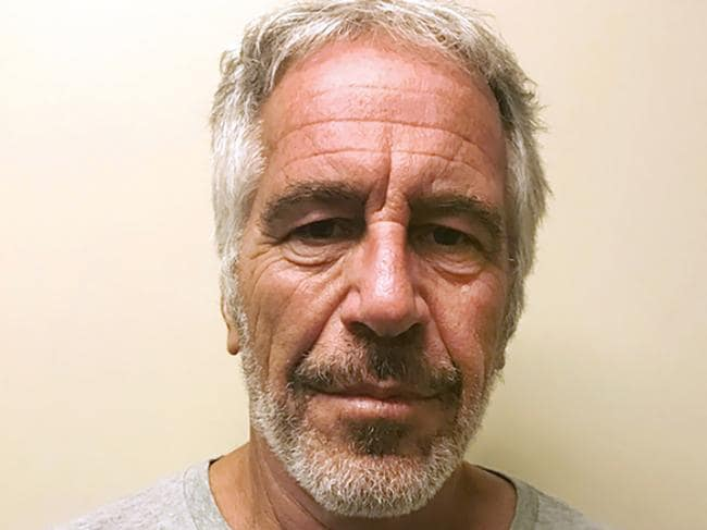 Disgraced financier Jeffrey Epstein. Picture: AP