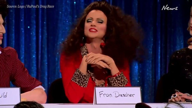 Australia's Courtney Act on Rupaul's Drag Race