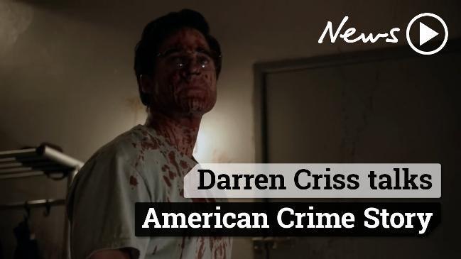 Darren Criss talks American Crime Story