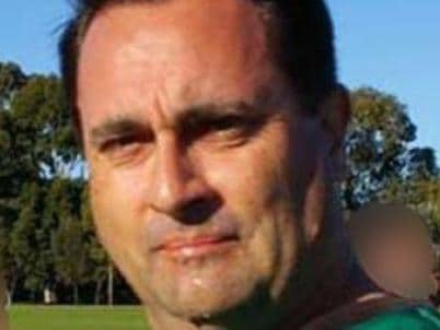 Bradley Edwards in an undated photograph, Edwards has been charged in relation to the Claremont serial killings.