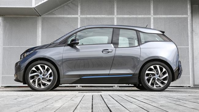 CarsGuide — BMW i3 2017. Picture: Supplied