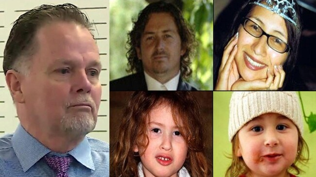 Charles 'Chase' Merritt (left) has been found guilty of the first-degree murders of business associate Joseph McStay, his wife Summer and their sons.
