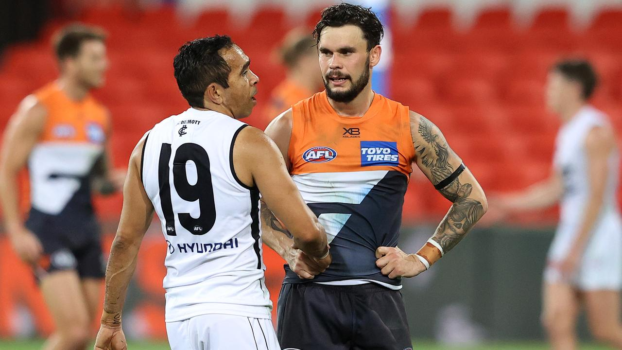 AFL trades 2020: Zac Williams to Carlton, free agency, GWS Giants, salary, contract, masterstroke, reaction, analysis