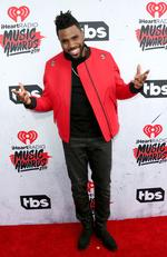 Jason Derulo attends the iHeartRadio Music Awards at The Forum on April 3, 2016 in Inglewood, California. Picture: AFP