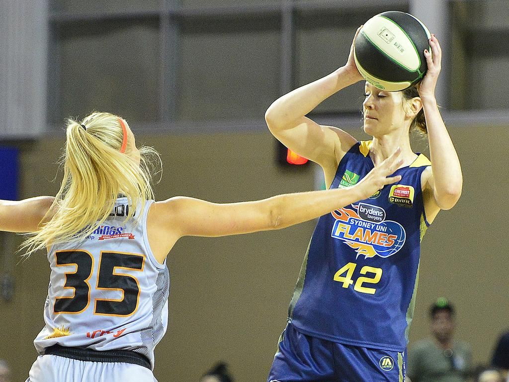 Colleen Planeta has joined the Sydney Uni Flames. Picture: Matt Taylor
