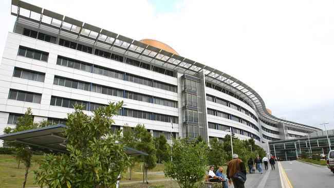 Nurse Kandice Jolley had an inappropriate relationship with a mental health patient at Brisbane's Princess Alexandra Hospital.
