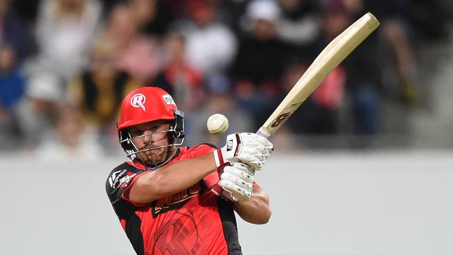 Aaron Finch is signed to the Renegades, although it's unclear how often he will be available.