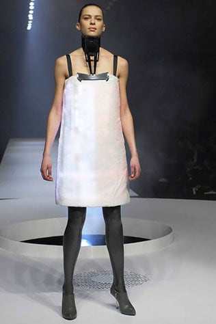 Hussein Chalayan Ready-to-Wear Autumn/Winter 2007/08