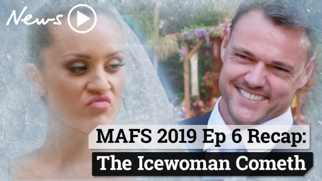 MAFS 2019 Episode 6 Recap: The Icewoman Cometh