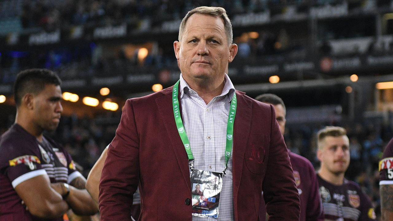 Kevin Walters is keen to rescue the Broncos.