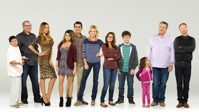 Modern Family is among the network shows taking with a subtly political bent.