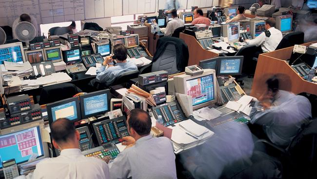 Stock Traders' office. Picture: Thinkstock.