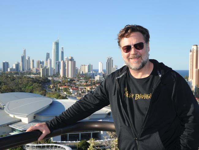 End the practice...Russell Crowe has previously called the act of circumcision 'barbaric'. Picture: Peter Jackson