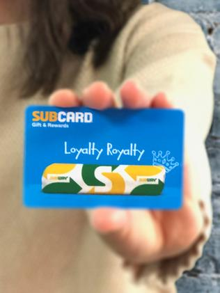 Register as a loyalty royalty member.