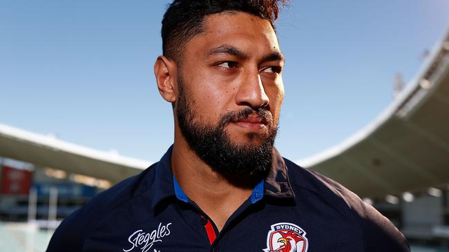 Isaac Liu has re-signed with the Roosters.