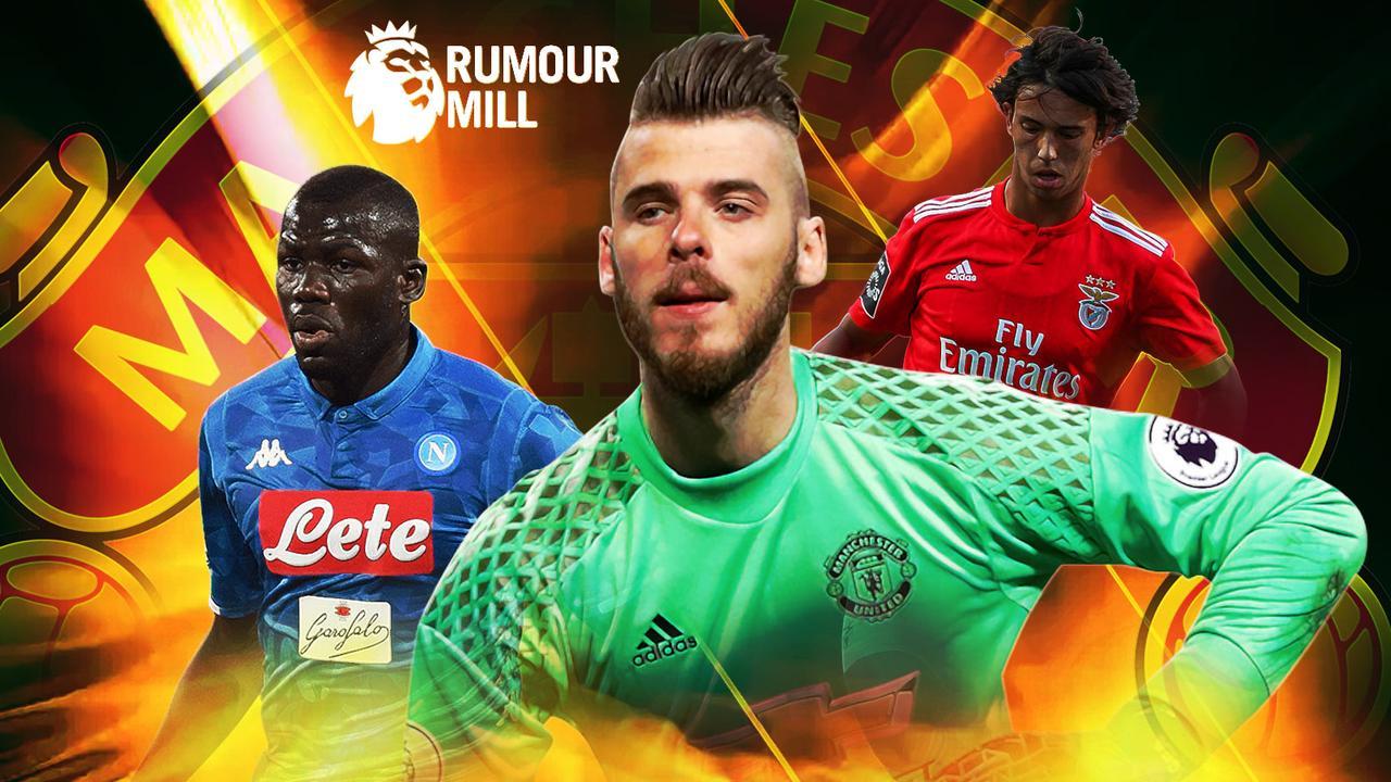 e8fec12df70 EPL transfer news  Manchester United transfers  David de Gea to PSG ...