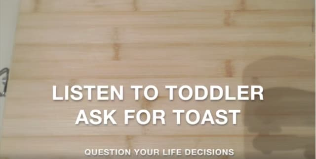 Ask For Toast
