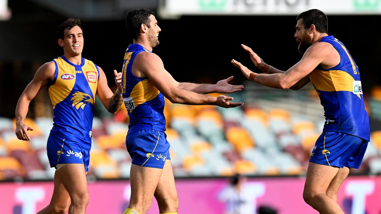 west coast eagles game live stream free