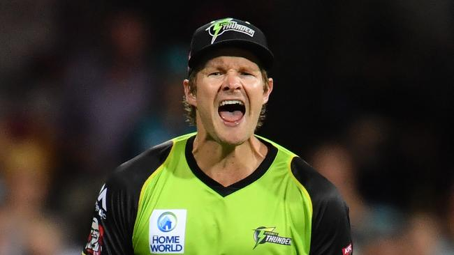 Shane Watson has no plans to call stumps in his Twenty20 career.