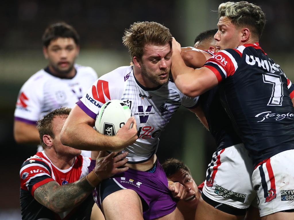 NRL Rd 14 - Roosters v Storm