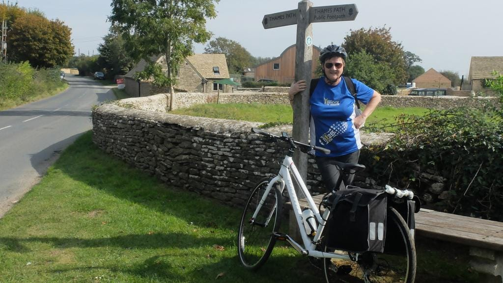 Cycling The Thames Path A Journey For The Dedicated Escape