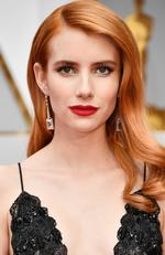 Emma Roberts attends the 89th Annual Academy Awards. Picture: Frazer Harrison/Getty Images
