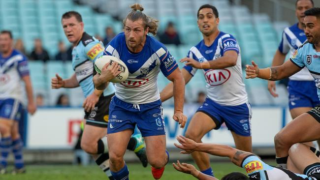 Kieran Foran has been named on the extended bench.