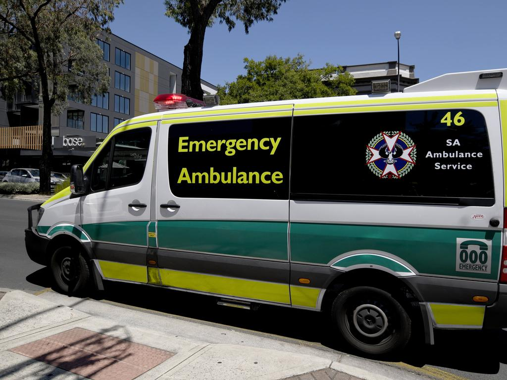 The service will run in partnership with SA Ambulance Service. Picture: Naomi Jellicoe