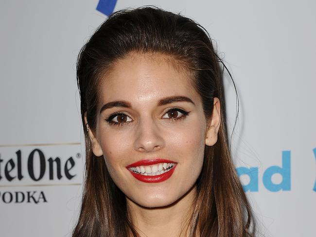 Caitlin Stasey's new website herself.com crashed when it launched on Tuesday. Photo: Jason LaVeris/FilmMagic.