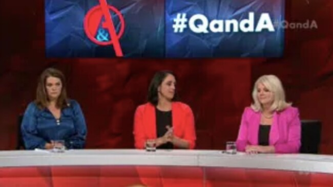 The panel covered a range of issues relating to women in leadership. Source: Supplied