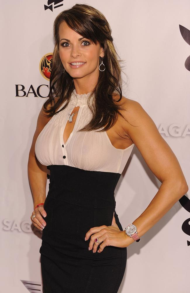 Karen McDougal was given $US150,000 to stay quiet about her alleged affair with Donald Trump.