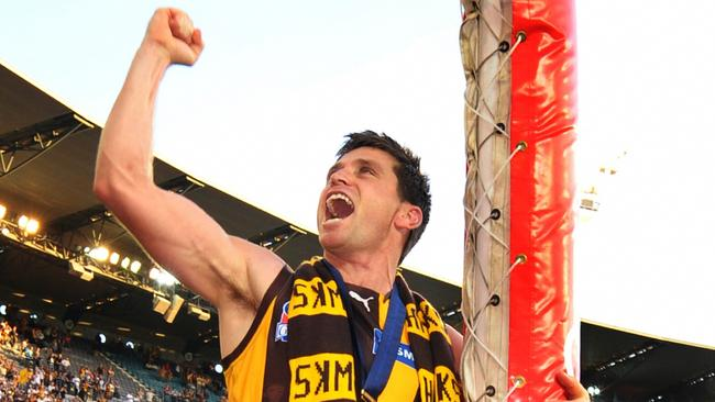 AFL great Shane Crawford was one of the few to pick Rekindling to win the 2017 Melbourne Cup.
