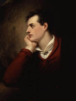 Joanna Baillie was close with famous poet, Sir George Lord Byron, and his wife, Lady Byron.