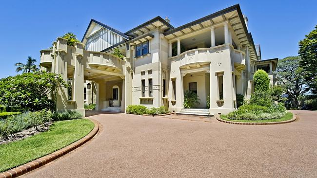 Apartment 2, Babworth House, Darling Point is on the market with price expectations of around $20 million.