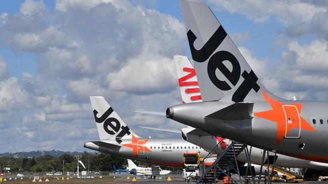 Pilots are threatening to strike over pay and conditions.